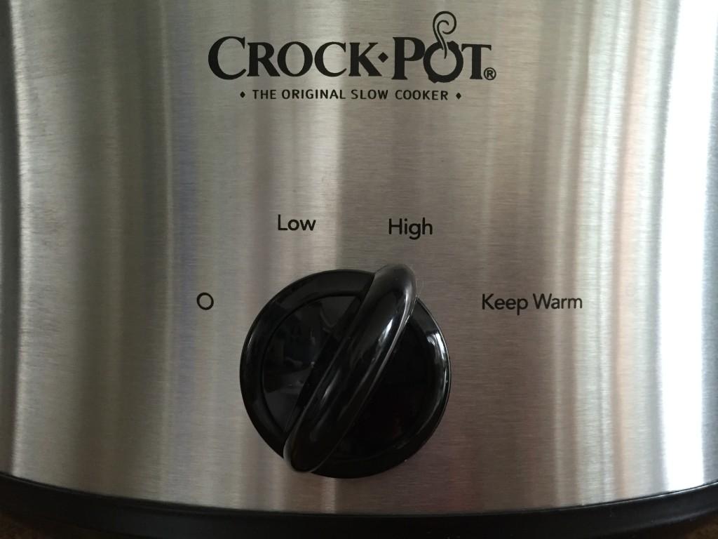 Crockpot Schalter